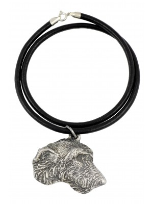 Irish Wolfhound - necklace (strap) - 2705