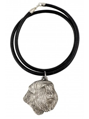 Bouvier des Flandres - necklace (strap) - 188