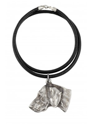 Weimaraner - necklace (strap) - 332