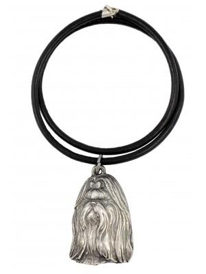 Shih Tzu - necklace (strap) - 343