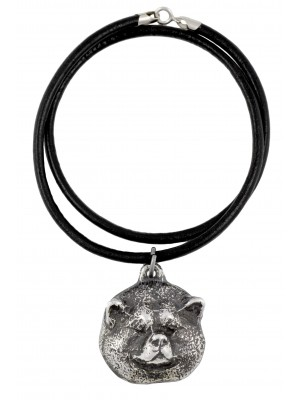 Akita Inu - necklace (strap) - 359