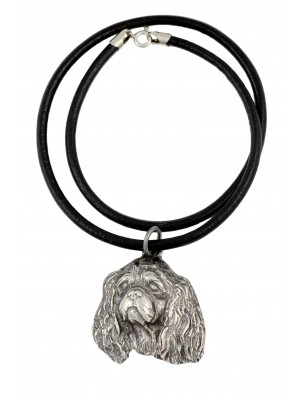 Cavalier King Charles Spaniel - necklace (strap) - 770