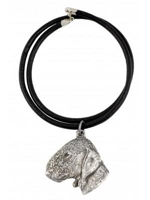 Bedlington Terrier - necklace (strap) - 391
