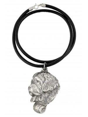 St. Bernard - necklace (strap) - 400