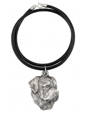 Rottweiler - necklace (strap) - 145