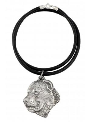Central Asian Shepherd Dog - necklace (strap) - 429