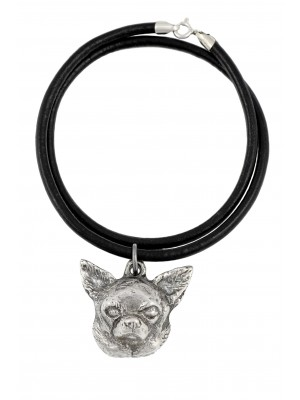 Chihuahua - necklace (strap) - 436