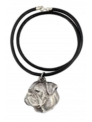 American Bulldog - necklace (strap) - 439