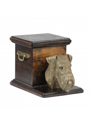 Airedale Terrier - urn - 4091 - 38515