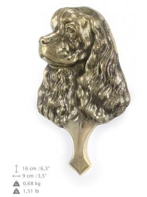 American Cocker Spaniel - knocker (brass) - 310 - 7209