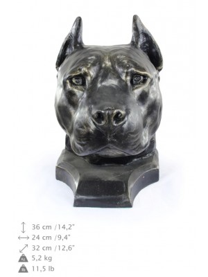 American Staffordshire Terrier - figurine - 119 - 21826