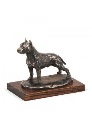 American Staffordshire Terrier - figurine (bronze) - 574 - 3152