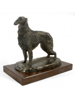 Barzoï Russian Wolfhound - figurine (bronze) - 1576 - 6962