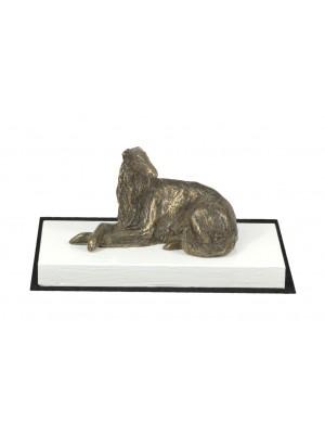 Barzoï Russian Wolfhound - figurine (bronze) - 4556 - 41125