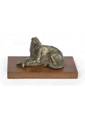 Barzoï Russian Wolfhound - figurine (bronze) - 581 - 22128