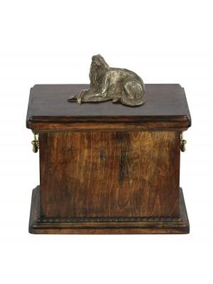 Barzoï Russian Wolfhound - urn - 4033 - 38099