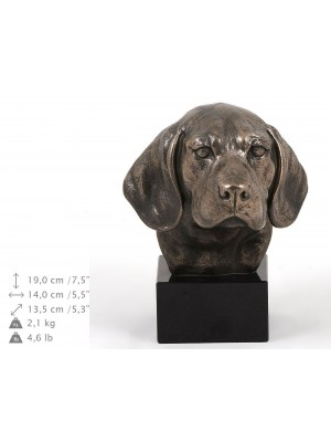 Beagle - figurine (bronze) - 172 - 9105