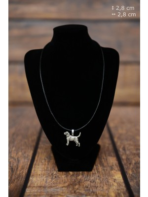 Beagle - necklace (strap) - 3846 - 37205