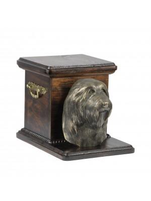Bearded Collie - urn - 4100 - 38570
