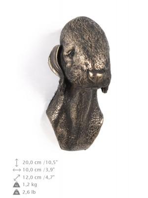 Bedlington Terrier - figurine (bronze) - 358 - 9865