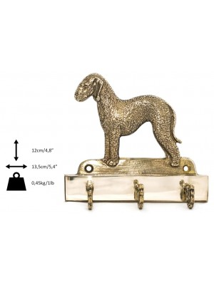 Bedlington Terrier - hanger - 1638 - 9505