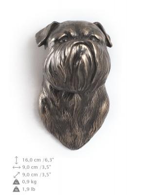 Belgium Griffon - figurine (bronze) - 378 - 9875
