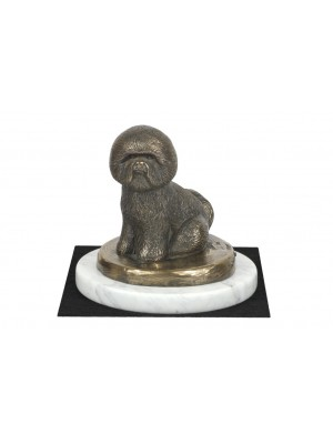 Bichon Frise - figurine (bronze) - 4549 - 41009