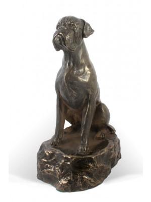 Boxer - figurine (bronze) - 1575 - 6958