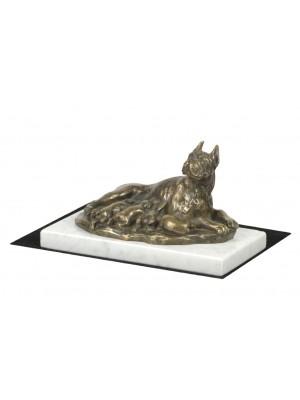 Boxer - figurine (bronze) - 4598 - 41406