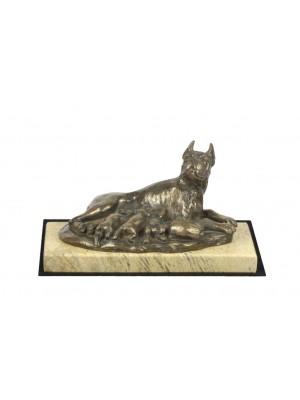 Boxer - figurine (bronze) - 4641 - 41632