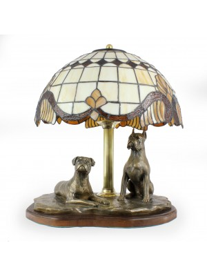 Boxer - lamp (bronze) - 682 - 7629