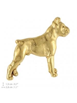 Boxer - pin (gold plating) - 2376 - 26100