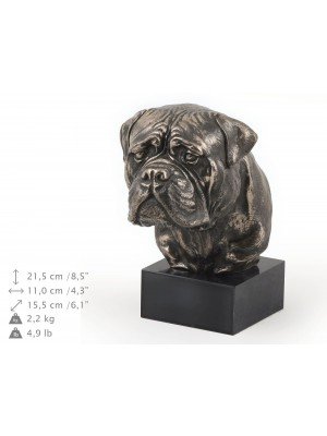 Bullmastiff - figurine (bronze) - 193 - 9120