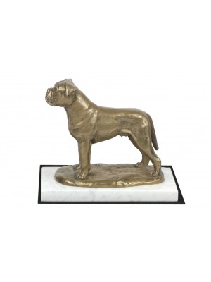 Bullmastiff - figurine (bronze) - 4606 - 41446