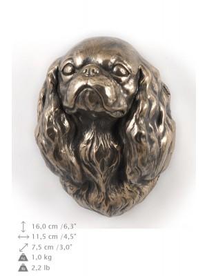 Cavalier King Charles Spaniel - figurine (bronze) - 404 - 9879