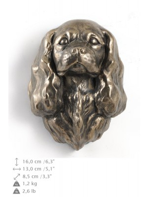 Cavalier King Charles Spaniel - figurine (bronze) - 547 - 9904
