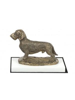 Dachshund - figurine (bronze) - 4563 - 41200