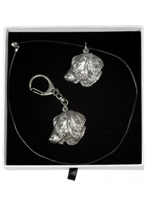 Dachshund - keyring (silver plate) - 2013 - 16206