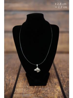 Dachshund - necklace (strap) - 3837 - 37178