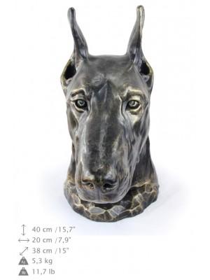 Doberman pincher - figurine - 126 - 21924