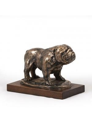 English Bulldog - figurine (bronze) - 590 - 2666