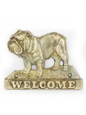 English Bulldog - tablet - 479 - 8011