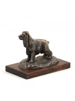 English Cocker Spaniel - figurine (bronze) - 598 - 3160