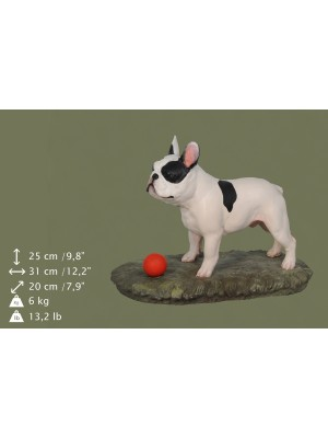 French Bulldog - figurine - 2366 - 24984