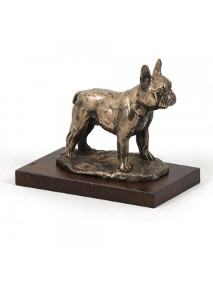 French Bulldog - figurine (bronze) - 601 - 2701