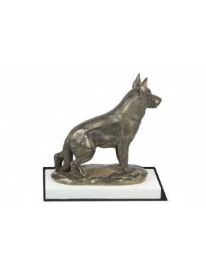 German Shepherd - figurine (bronze) - 4570 - 41269