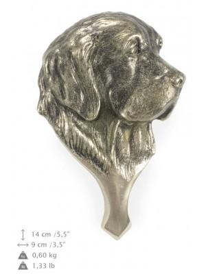 Golden Retriever - knocker (brass) - 331 - 7302