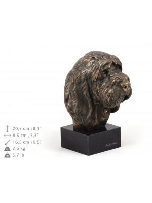 Grand Basset Griffon Vendéen - figurine (bronze) - 224 - 9148