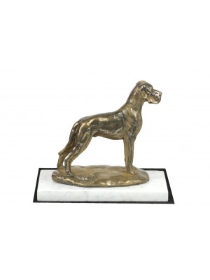 Great Dane - figurine (bronze) - 4619 - 41512