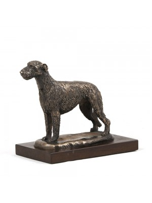 Irish Wolfhound - figurine (bronze) - 606 - 2713